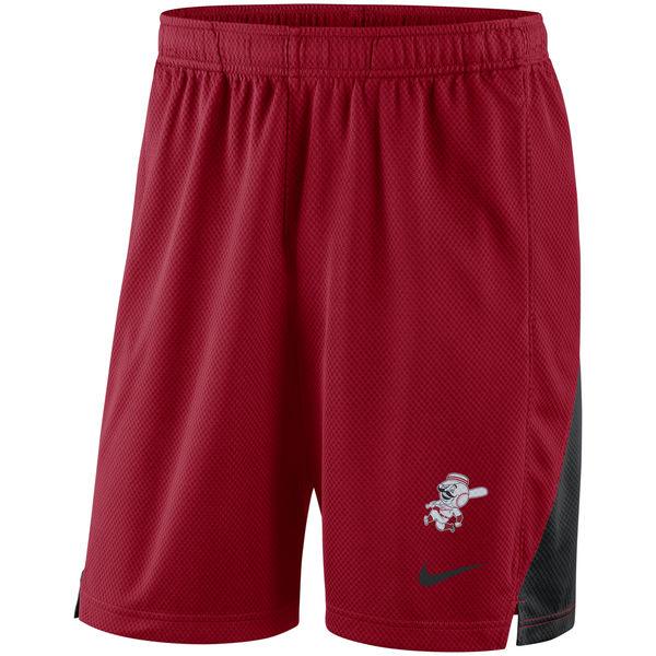 Men's Cincinnati Reds Nike Red Franchise Performance Shorts