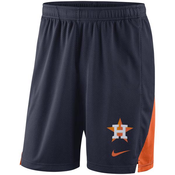Men's Houston Astros Nike Navy Franchise Performance Shorts