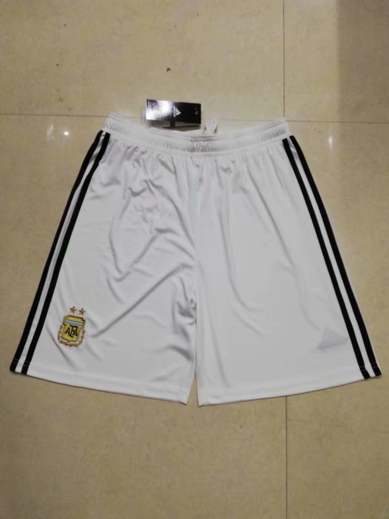 Argentina Away 2018 FIFA World Cup Thailand Soccer Shorts