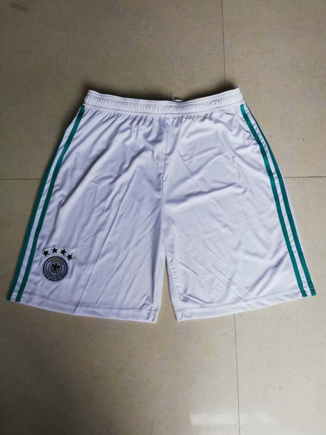 Germany Away 2018 FIFA World Cup Thailand Soccer Shorts
