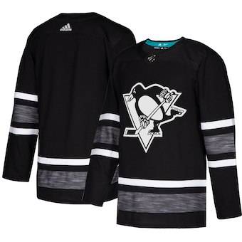 Penguins Black 2019 NHL All-Star Game Adidas Jersey