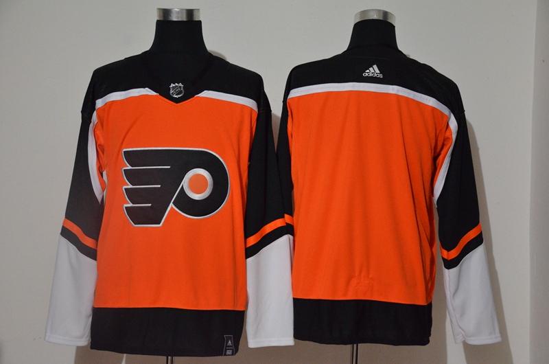 Flyers Blank Orange 2020-21 Reverse Retro Adidas Jersey