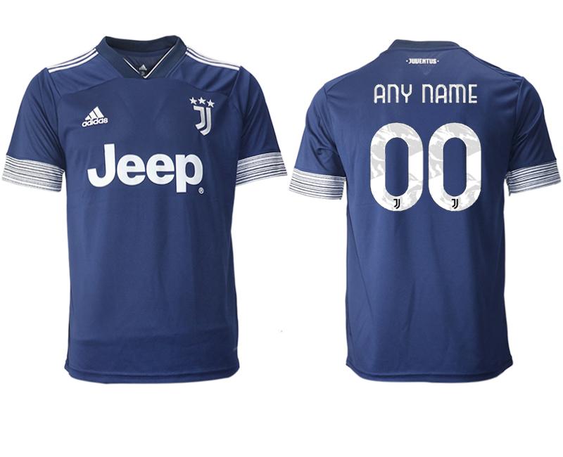 2020-21 Juventus Customized Away Thailand Soccer Jersey