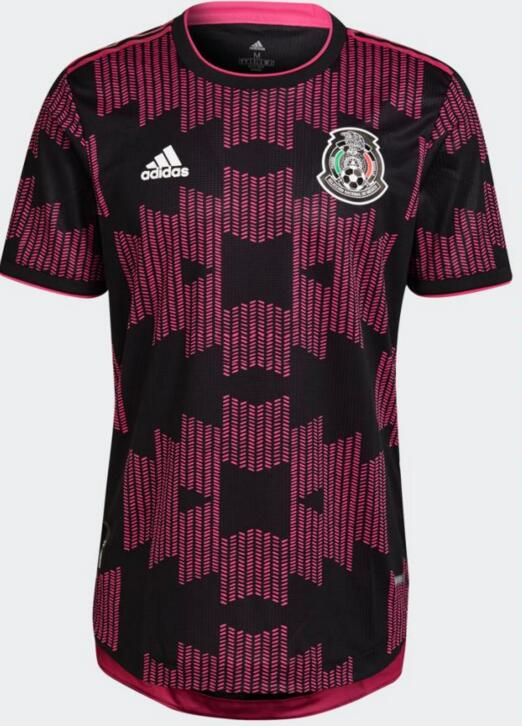 Mexico 2021 adidas Home T-Shirt