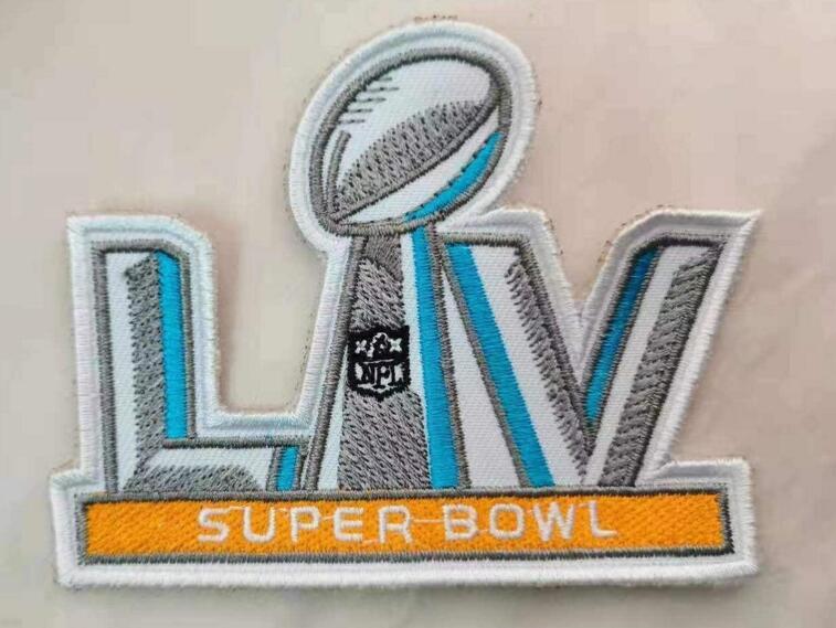 2021 Super Bowl LV Patch