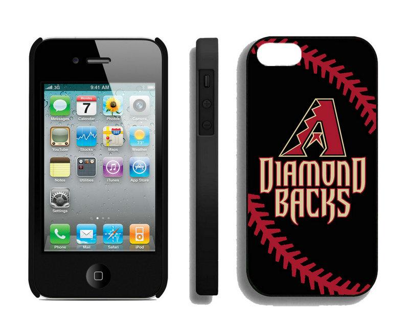 Arizona Diamon dbacks-iPhone-4-4S-Case