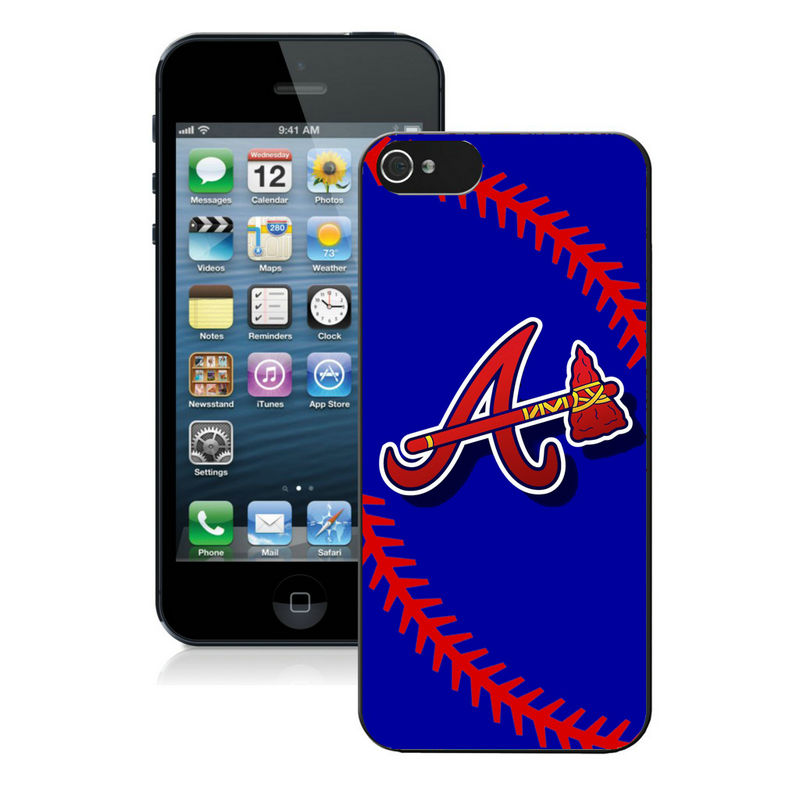 Atlanta Braves-iPhone-5-Case