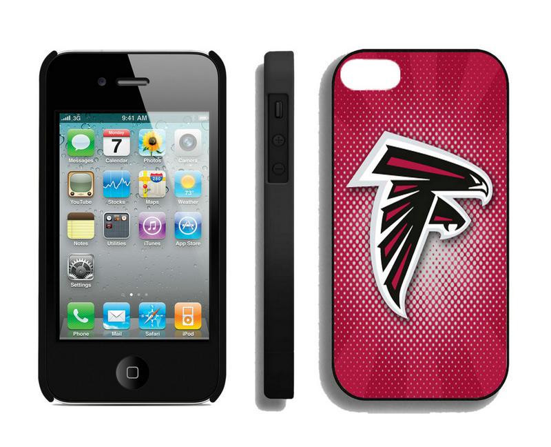 Atlanta Falcons-iPhone-4-4S-Case
