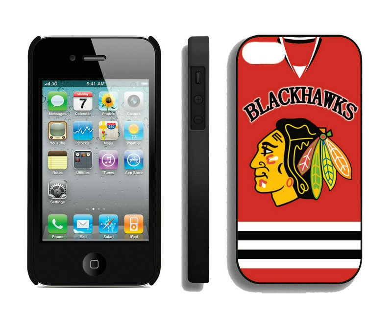 Chicago Blackhawks-iphone-4-4s-case