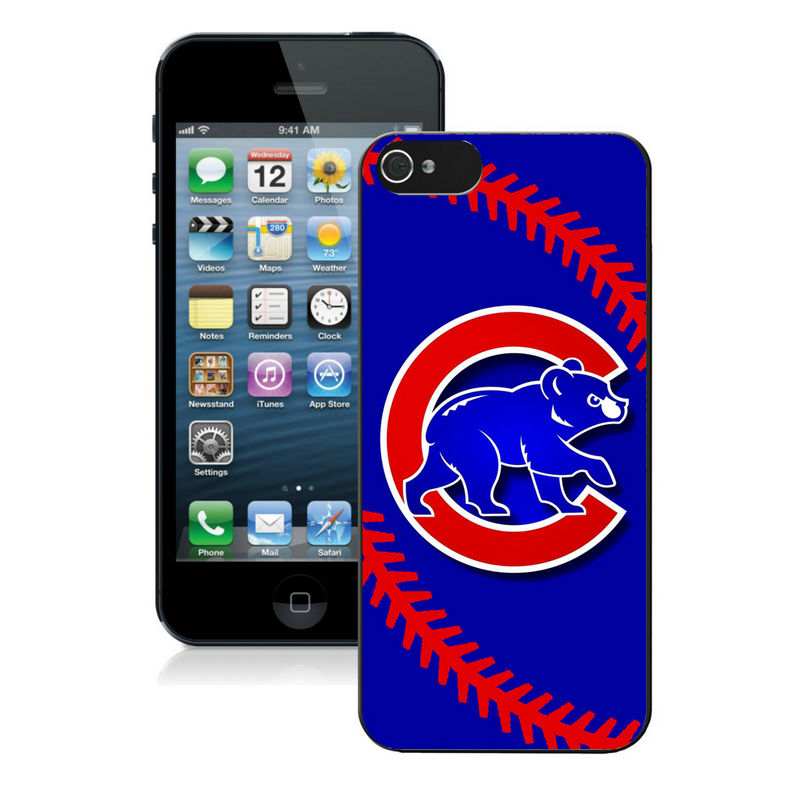 Chicago Cubs-iPhone-5-Case