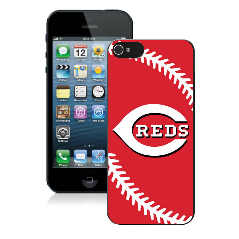 Cincinnati Reds-iPhone-5-Case