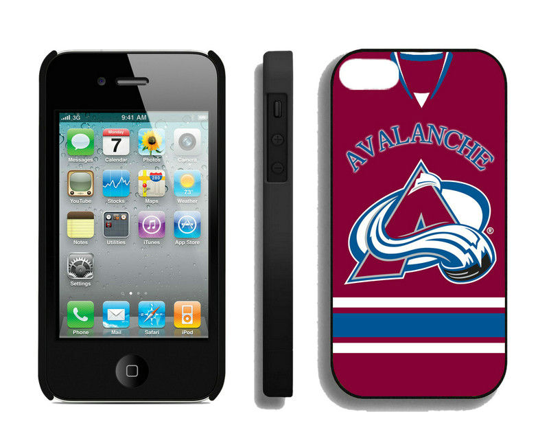 Colorado Avalanche-iphone-4-4s-case