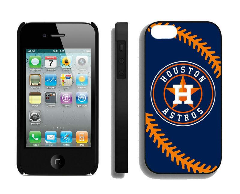 Houston Astros-iPhone-4-4S-Case