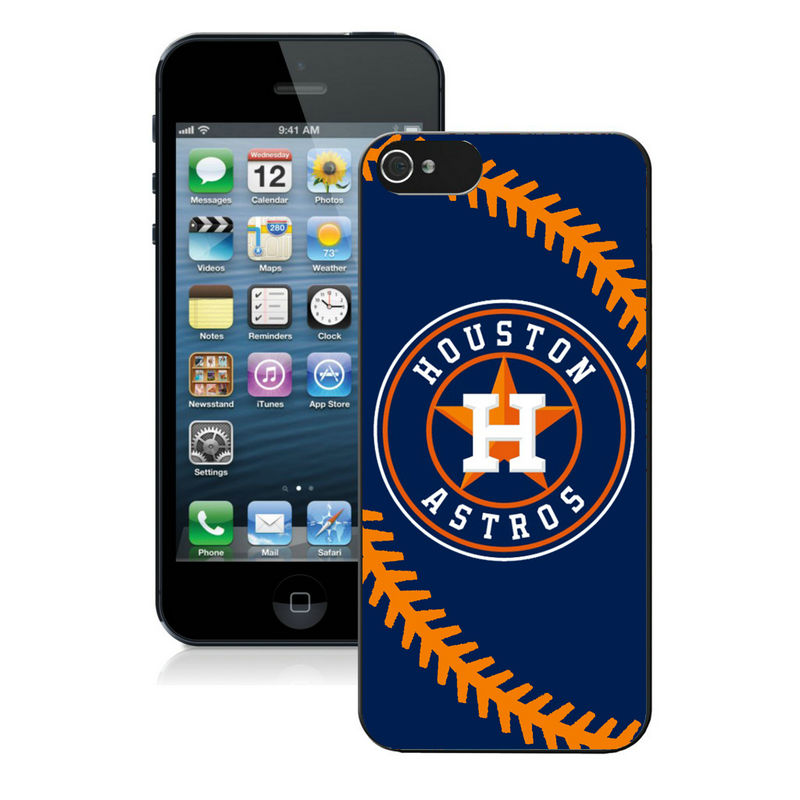 Houston Astros-iPhone-5-Case