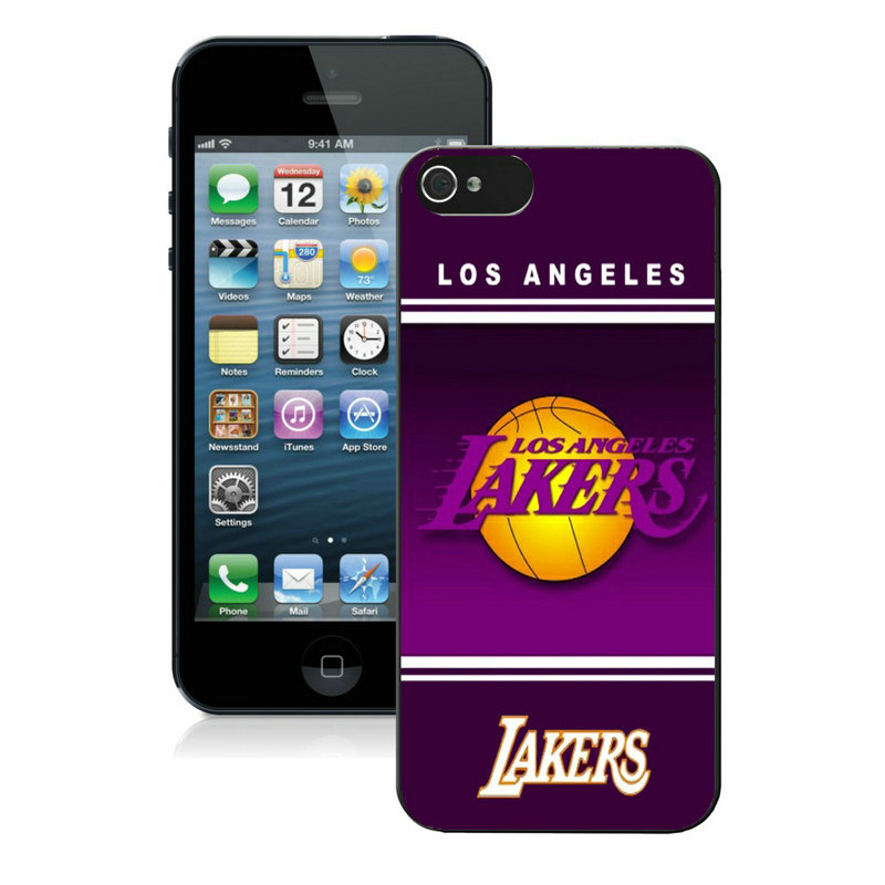 Los Angeles Lakers-iPhone-5-Case-01