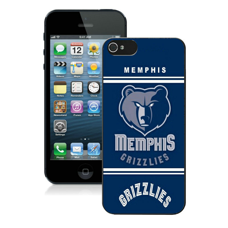 Memphis Grizzlies-iPhone-5-Case-01