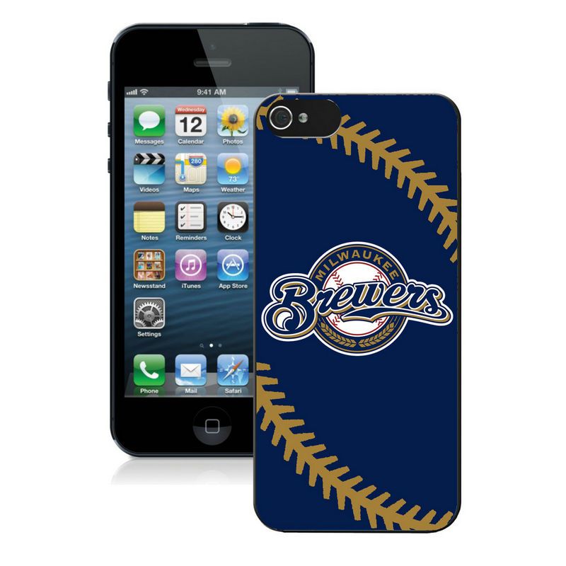 Milwaukee Brewers-iPhone-5-Case