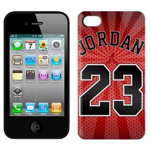 NBA Bulls jordan 23 Iphone 4-4s Case-3