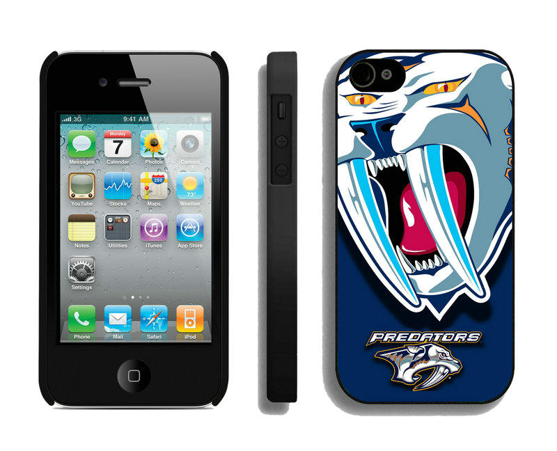 Nashville Predators-iphone-4-4s-case-01