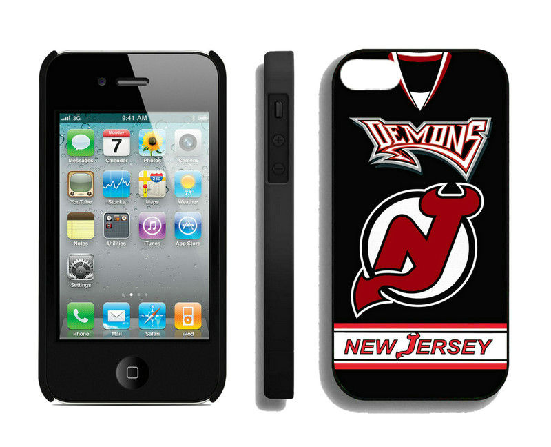 New Jersey Devils-iphone-4-4s-case