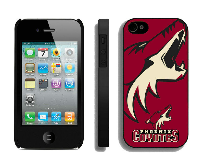 Phoenix Coyotes-iphone-4-4s-case-01