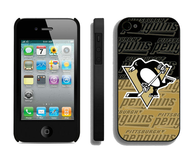 Pittsburgh Penguins-iphone-4-4s-case-01