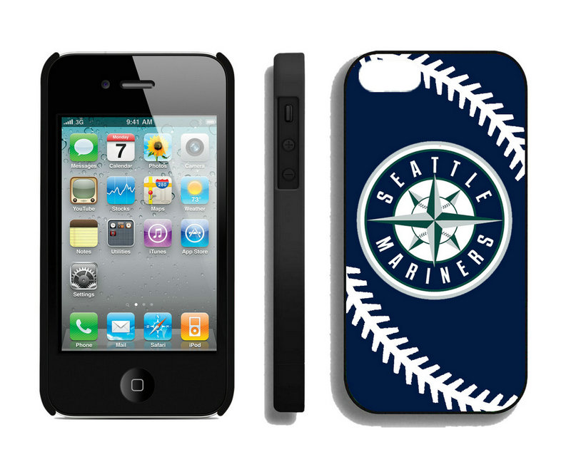 Seattle Mariners-iPhone-4-4S-Case