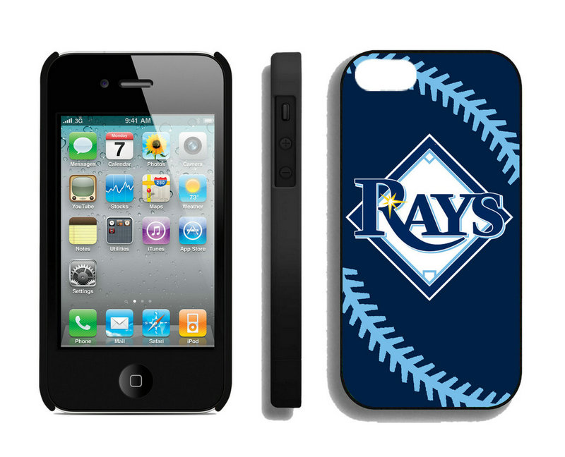 Tampa Bay Rays-iPhone-4-4S-Case