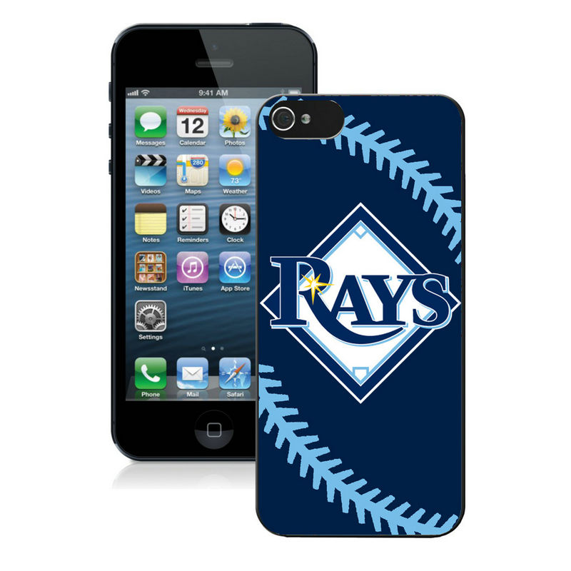 Tampa Bay Rays-iPhone-5-Case
