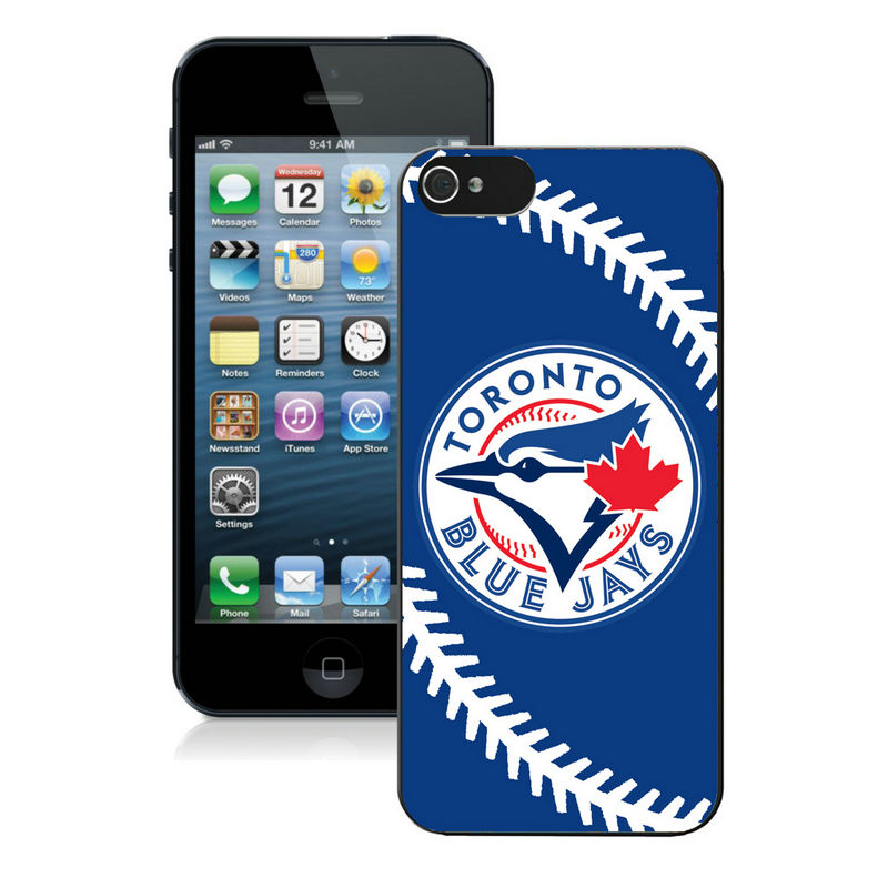Toronto BlueJays-iPhone-5-Case