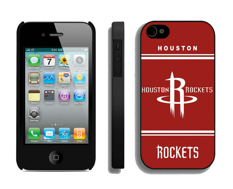houston rockets-iPhone-4-4S-Case-02