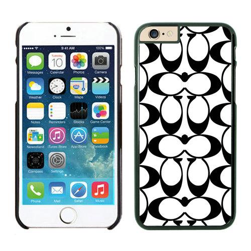 Coach iPhone 6 Cases Black16