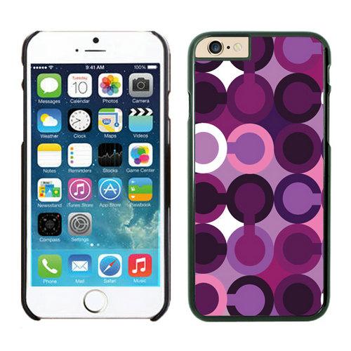 Coach iPhone 6 Cases Black18