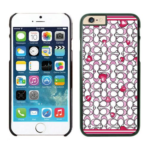 Coach iPhone 6 Cases Black19