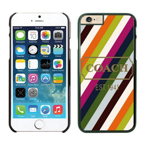 Coach iPhone 6 Cases Black21