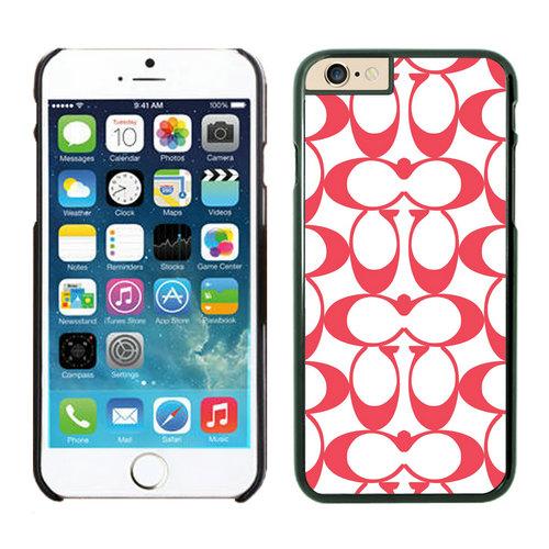 Coach iPhone 6 Cases Black22