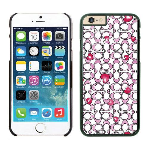 Coach iPhone 6 Cases Black23