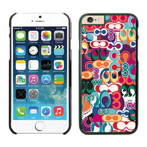 Coach iPhone 6 Cases Black24