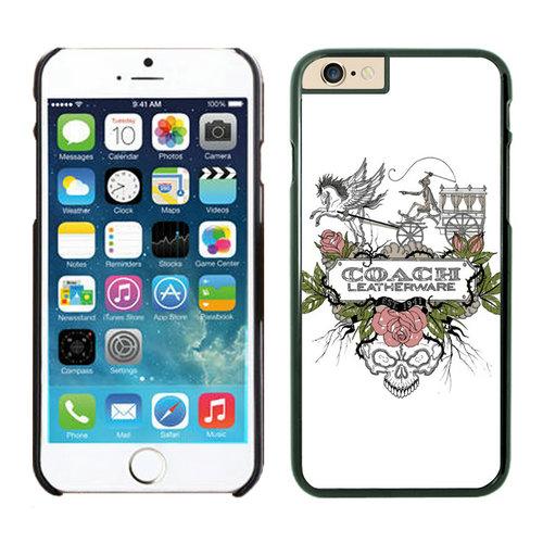 Coach iPhone 6 Cases Black25