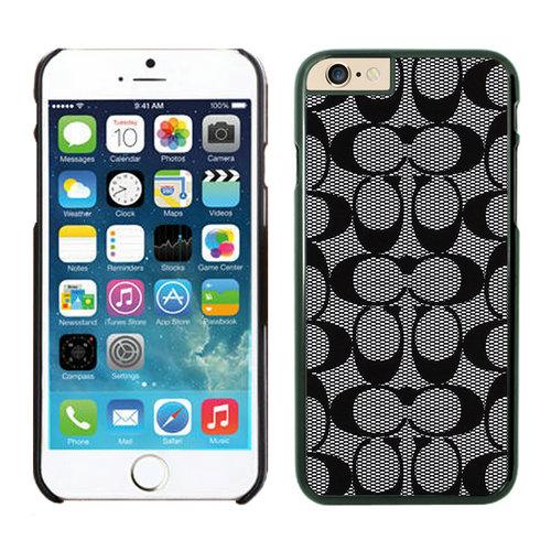 Coach iPhone 6 Cases Black26