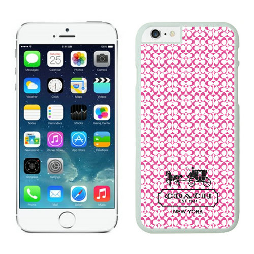 Coach iPhone 6 Cases White09