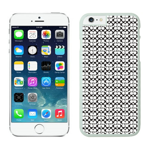 Coach iPhone 6 Cases White10