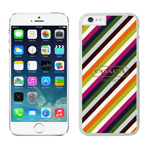 Coach iPhone 6 Cases White15