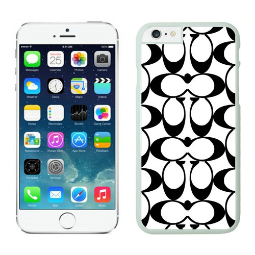 Coach iPhone 6 Cases White17