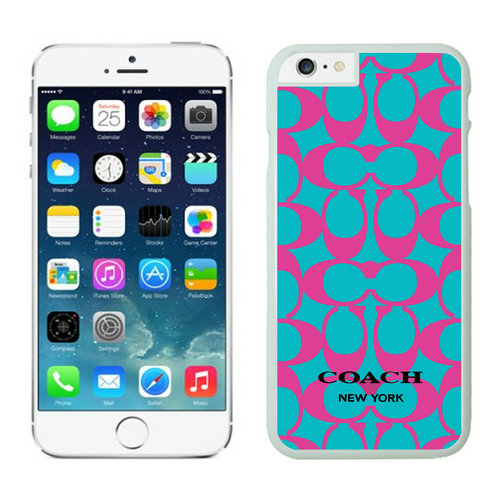 Coach iPhone 6 Cases White18