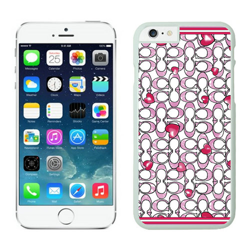 Coach iPhone 6 Cases White20