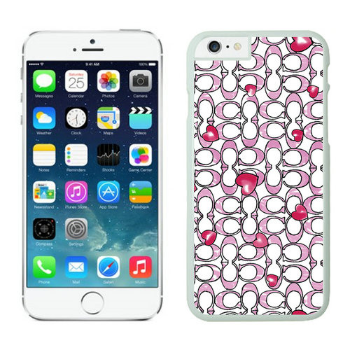Coach iPhone 6 Cases White24