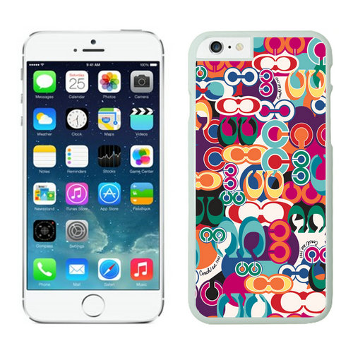 Coach iPhone 6 Cases White25