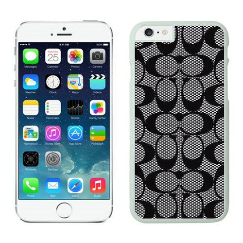 Coach iPhone 6 Cases White27