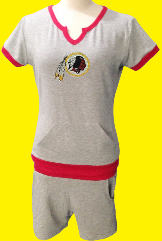 Nike Redskins Grey Women Sport Suits